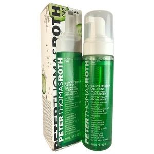 PETER THOMAS ROTH 🥒 cucumber hydration cleanser